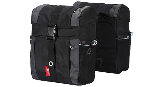New Looxs Vigo Double Doppelpacktasche schwarz, grau